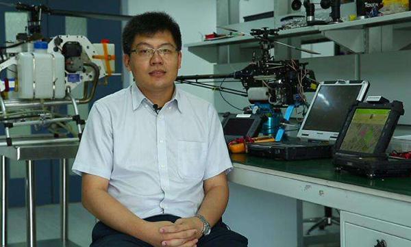 中国实验室2︱张瑞瑞:中国农用无人机将有爆发式发展