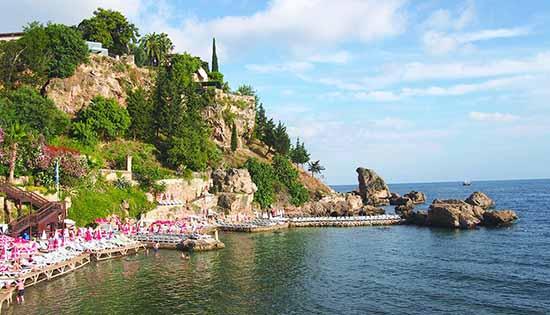 安塔利亚 土耳其国父至爱度假地