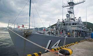 第一视角看美韩庞大海上军演