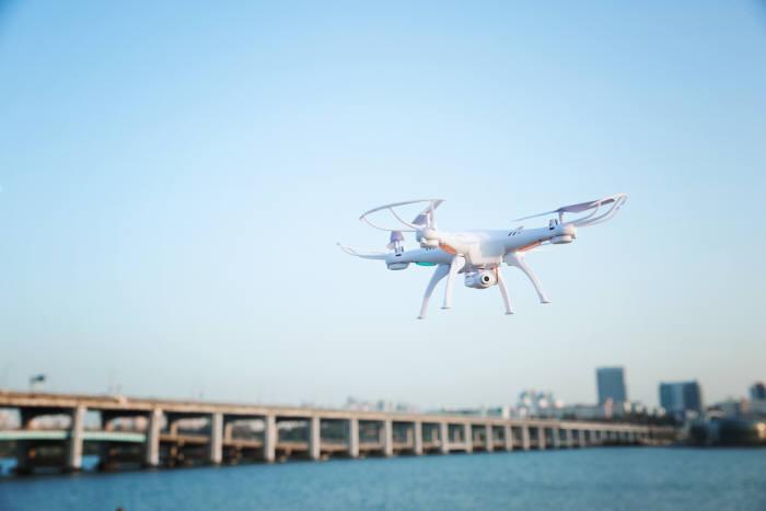 """中国无人机""""称霸""""韩国市场 超九成消费级无人机中国产"""