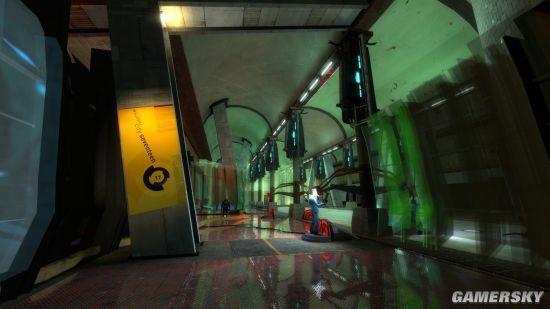 《半条命2》单行MOD下载 全新情节加持