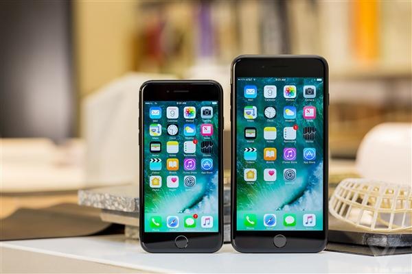 苹果取消大容量iPhone 7:倒逼用户买iPhone 8