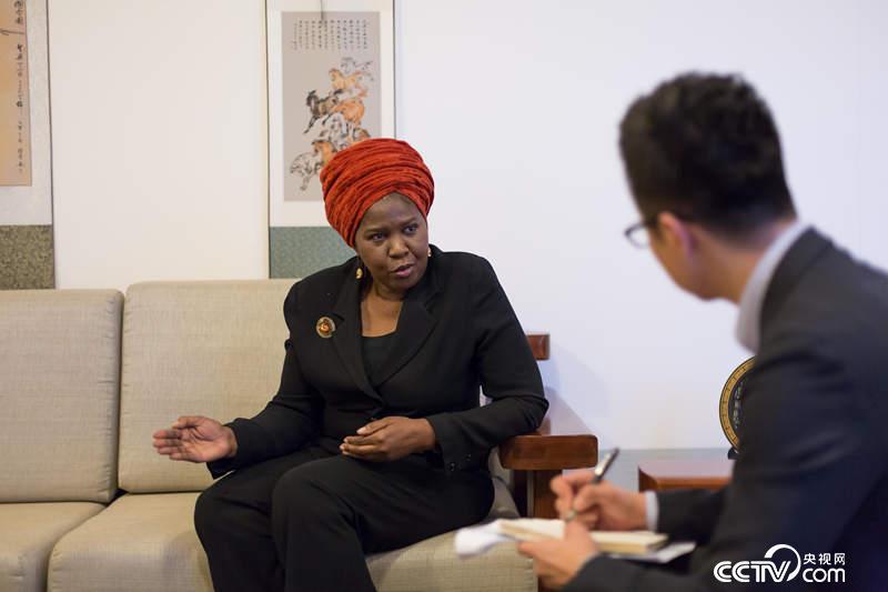 南非驻华大使:环保答卷惊艳世界 中国行动赢得掌声