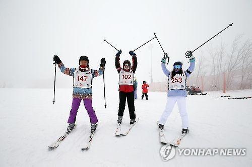 调查:中国游客出境滑雪首选日本、韩国和瑞士