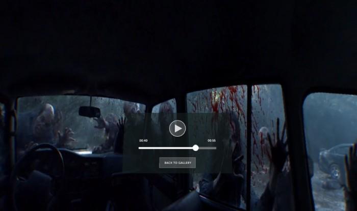 AMC推VR软件 带观众体验真实的《行尸走肉》世界