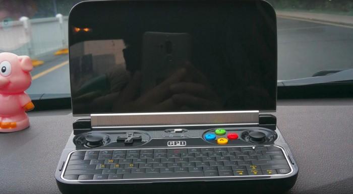 掌上游戏笔记本GPD WIN后续产品谍照曝光