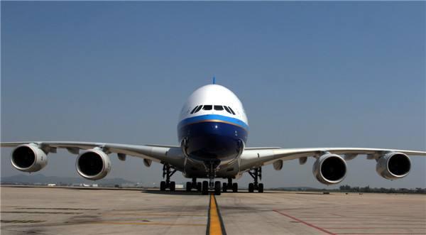 世界最大客机销售惨 1200架计划订单只卖出317架