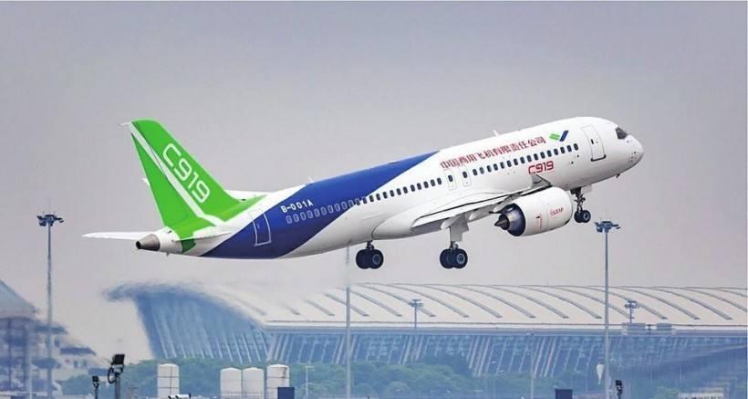 中美签适航协定全面对等互认 重大利好国产客机