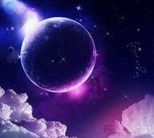 """夜观天象之土星会弯月:""""星月神话""""即将上演"""
