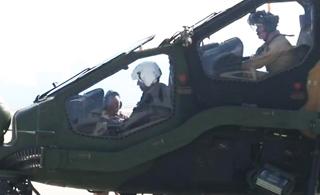 放弃直-10?巴基斯坦总理试乘土耳其T129武直