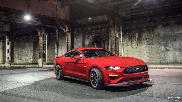 提升操控 福特Mustang GT获得新性能包