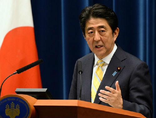 """安倍誓要""""复活""""TPP:没有美国 日本自己挑大梁"""
