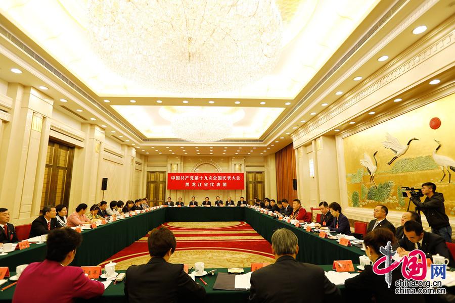 """外媒关注十九大:面对""""新时代"""" 中国满怀信心"""