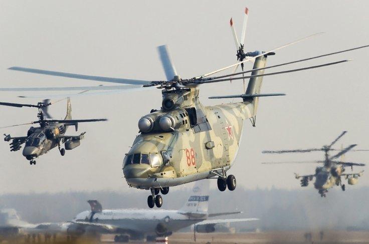 俄将打造首架电动无人直升机,起飞重量可达1.5吨