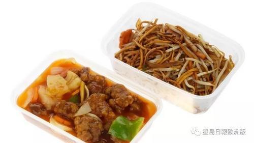 外媒:英国人人均每年花千镑叫外卖 最爱仍是中餐