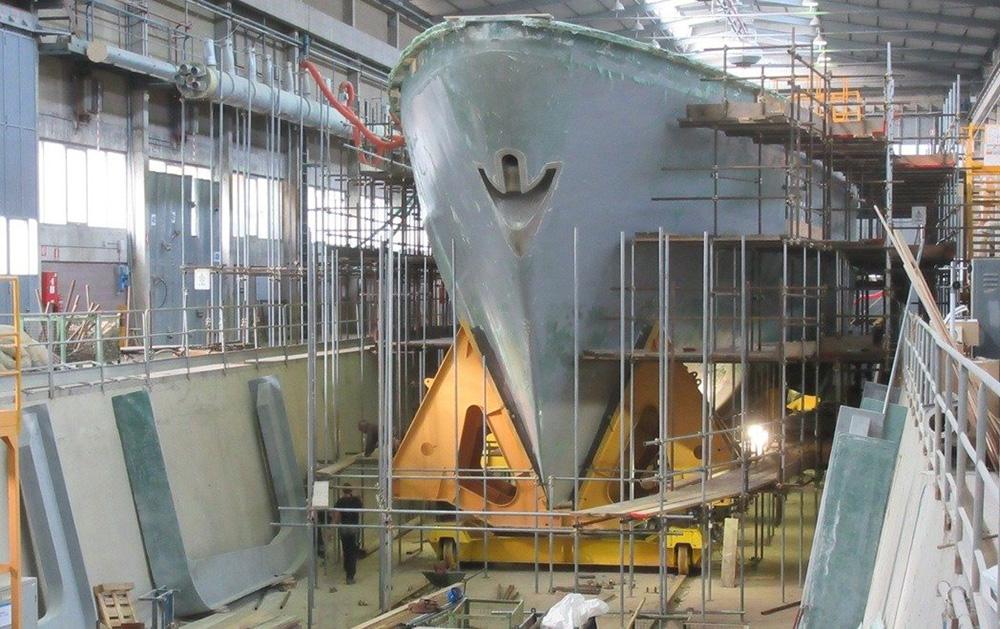 台造舰企业被爆与大陆关系密切 蓝绿借此互批
