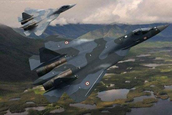 合研五代机不如F35?印俄合作方接连表态力挺