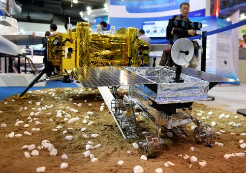 德媒看好中国航天事业:已跻身太空精英俱乐部