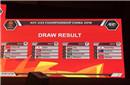 U23亚锦赛抽签:中国种子队 与卡塔尔乌兹阿曼同组