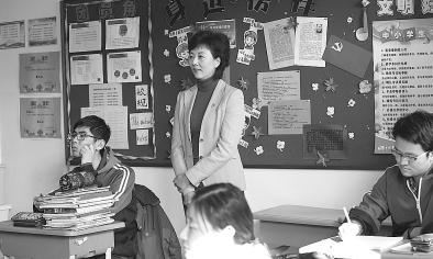 在指掌间传递党的声音——记十九大报告手语翻译、北京市东城区特殊教育学校校长周晔