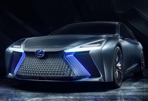科技雷不撕:雷克萨斯发布自动驾驶概念汽车LS+