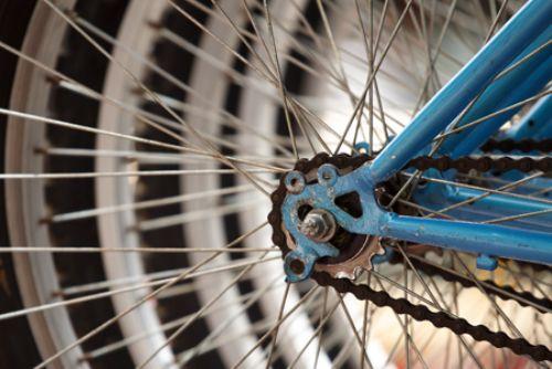 第二梯队革新 优拜能顶起共享单车第三角吗?