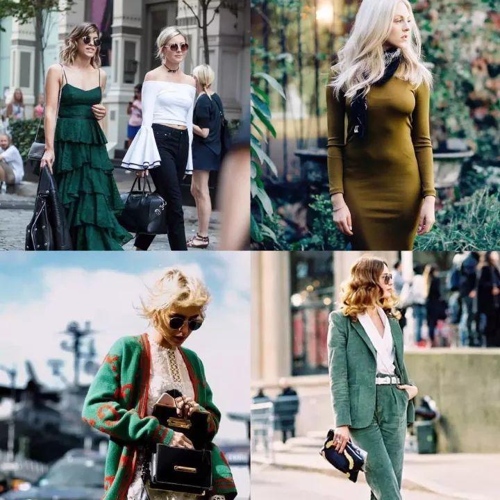 秋季,这军绿色的单品怎么才能穿的好看!