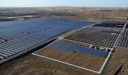 法媒:中国对可再生能源投资吸引力最强 领先美印