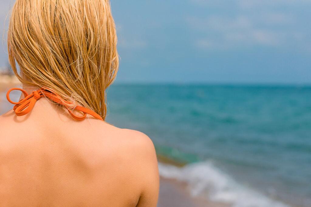 一款夏日唯美沙滩编发 让你百分百吸睛