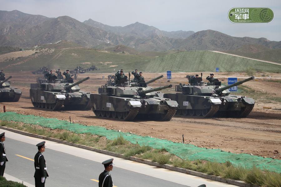 VT-4外贸坦克不足600万美元 具有超高性价比