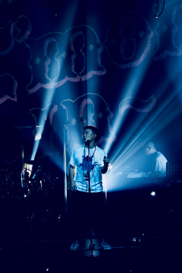 陈奕迅巡回音乐会 荷兰阿姆斯特丹火爆开唱