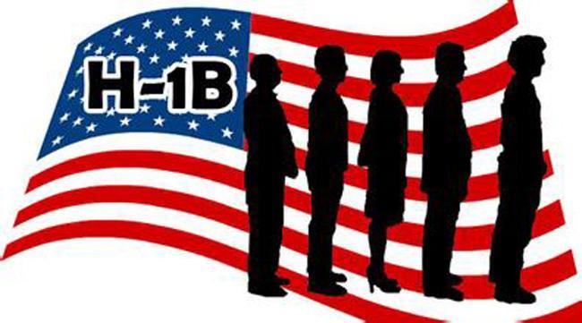 美国H-1B等非移民工作签证延期 将严审材料
