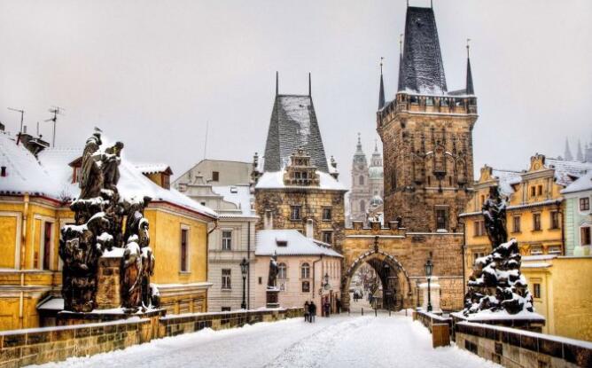 俄媒:欧洲5大最适宜冬季旅游之地