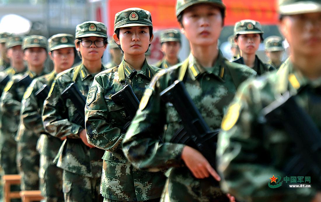 这批大学生将成海警部队新鲜血液_军事_环球网