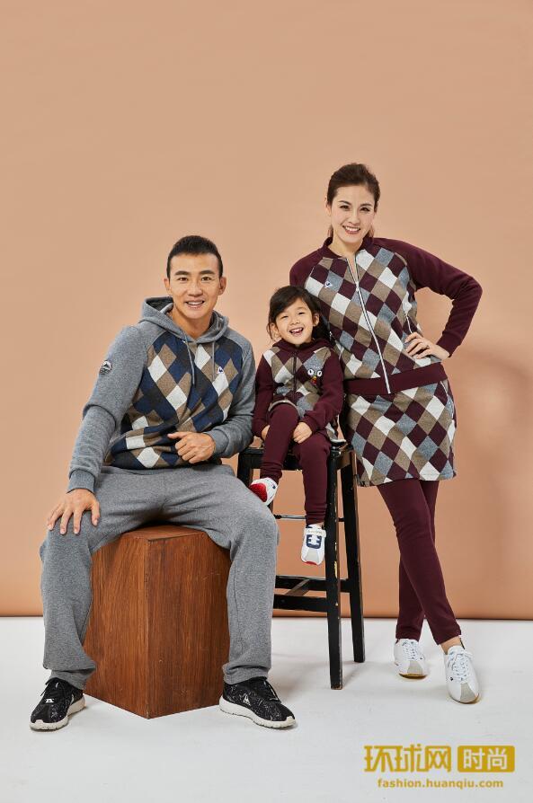 """刘畊宏:家人的笑容才是真正的""""彩虹天堂"""""""