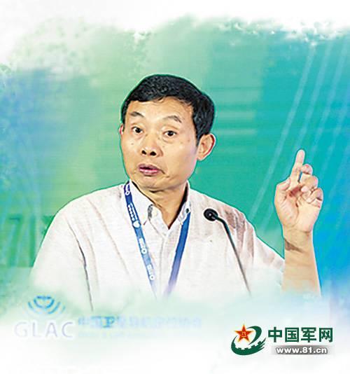 杨元喜:中国科学院院士、北斗卫星导航系统副总设计师
