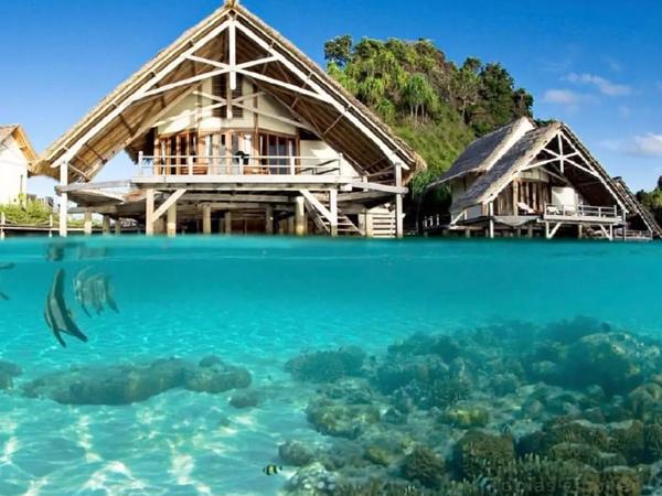 印尼旅行去这几个度假村