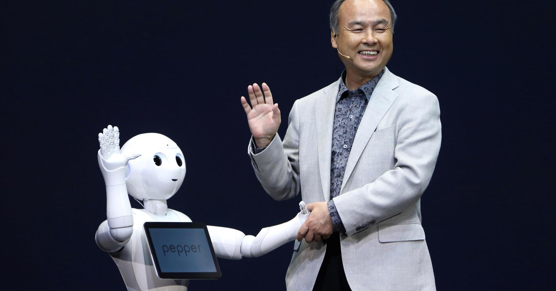 人类瞬间被秒杀 孙正义预测30年后AI智商将超1万