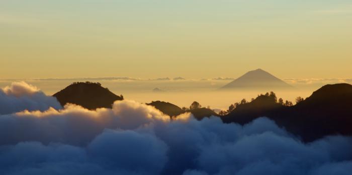 美科学家:巴厘岛火山喷发可使全球暂时降温