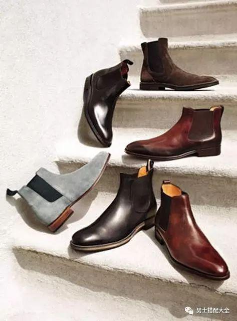 又到穿靴子的季节了,如何利用这五种靴子让你男性荷尔蒙爆棚