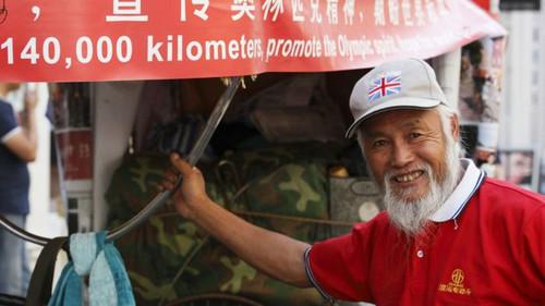 """英媒:追忆中国""""奥运狂人"""" 为何能坚持十几年?"""