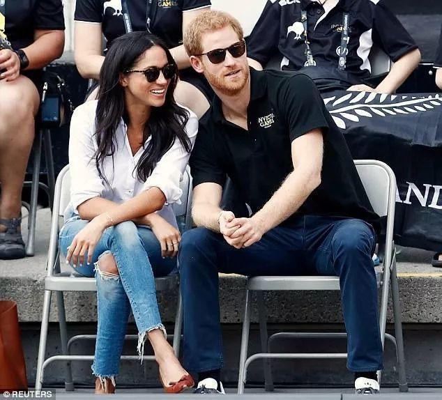 哈里王子这眼光靠谱吗?