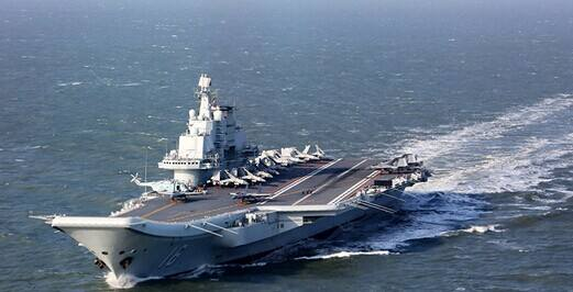 国防部回应辽宁舰夜航训练:要通过实战检验