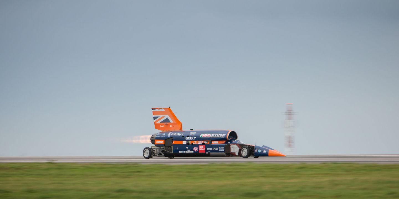 汽车到底能跑多快?这辆车速度竟然是飞机2倍