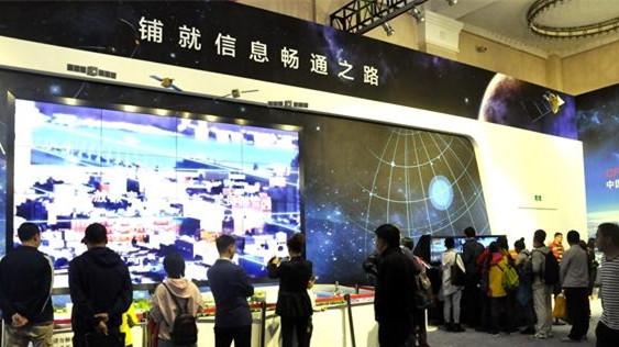 """中国""""北斗""""这五年:引领智慧生活 加速走向世界"""