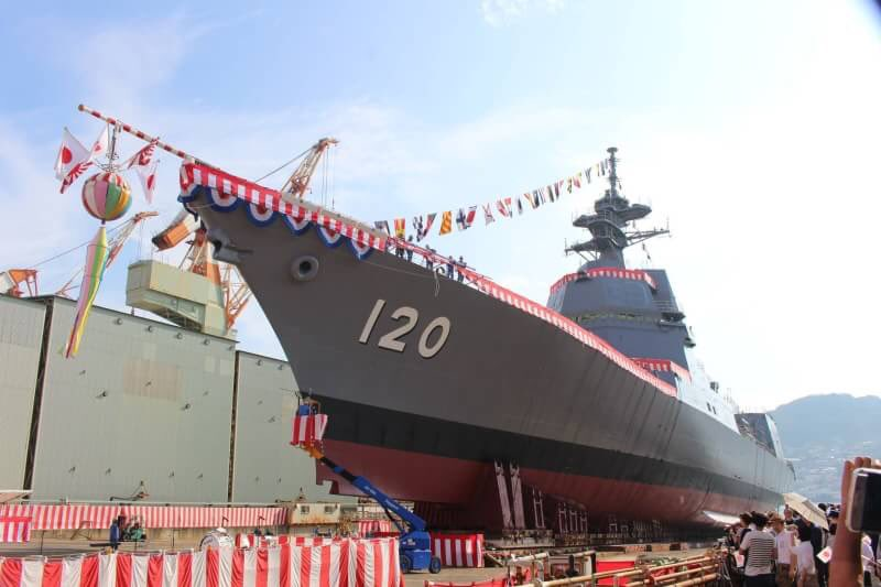 军报评日本最新战舰下水:已远远落后世界主流