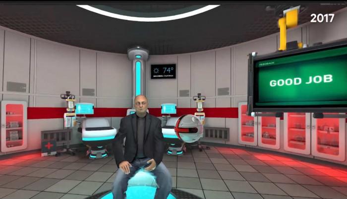 高通进军医疗领域 计划将VR技术用于中风诊断