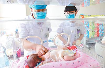 解决儿童看病难需提高医生待遇 扩大儿科招生