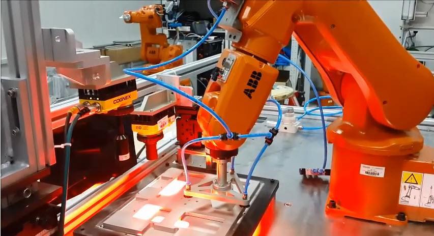 中国已是最大机器人市场 ABB:十年投入终有回报