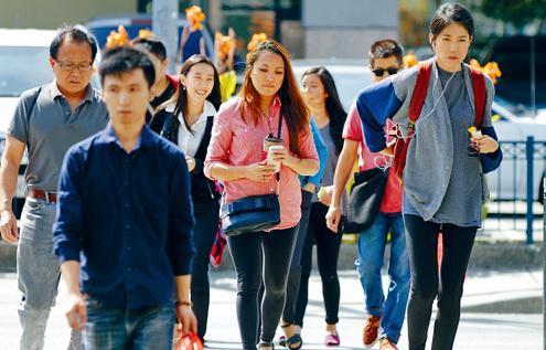 中国侨网人口普查数据指,加拿大总人口中21.9%属于移民。(加拿大《星岛日报》)